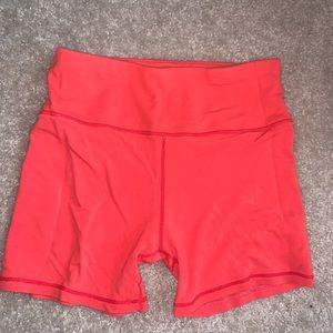 Pants - High waisted workout shorts XS